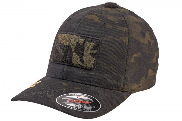 TACTICAL FLEXFIT TacCap, Multicam® black
