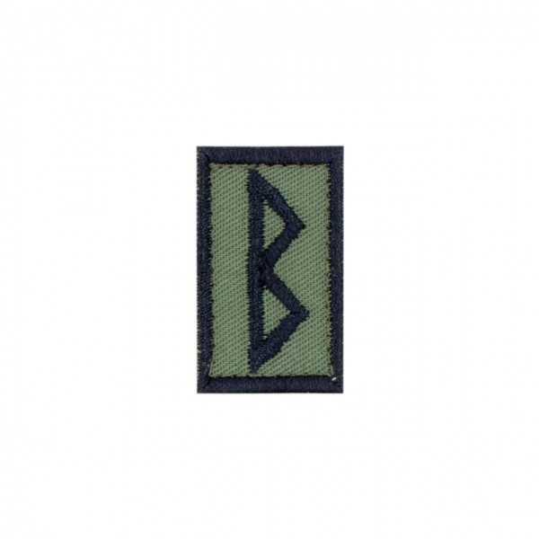"Patch ""BERKANA"", oliv"