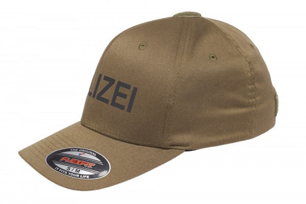TACTICAL FLEXFIT Cap POLIZEI, oliv