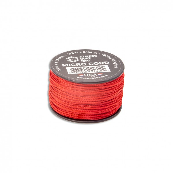 "ARM MICRO CORD, 125"" / 38m, rot"