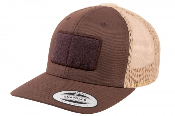 TACTICAL FLEXFIT Trucker Cap, desert-brown