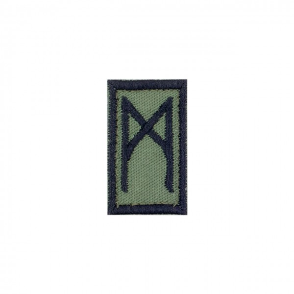 "Patch ""MANAZ"", oliv"