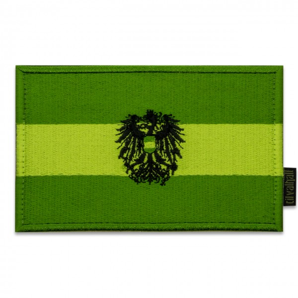 TVWG Flagge AUT 130 x 85mm, forest